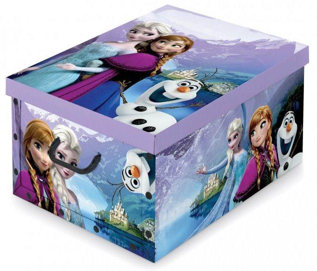 Úložný box Ledové království 50x39x24cm