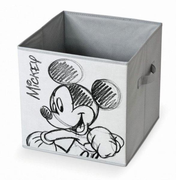 Úložný box Mickey 32x32x32cm