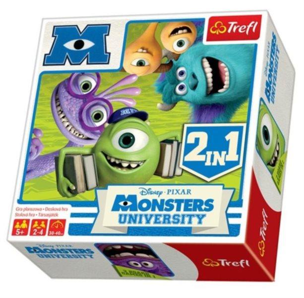 Univerzita pro příšerky 2v1