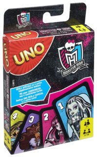 MATTEL - UNO karetní hra - Monster High