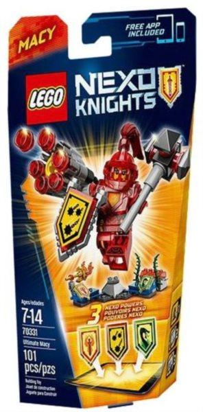 Stavebnice LEGO® Nexo Knights 70331 Úžasná Macy