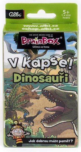 Hra V kapse! - Dinosauři, ALBI