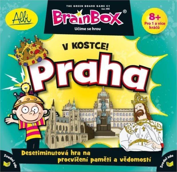 Hra V kostce! - Praha, ALBI