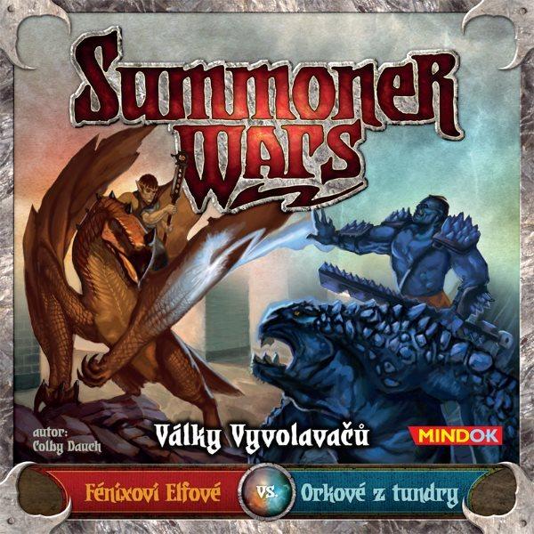 Války vyvolávačů - Summoner wars: základní sada, MINDOK