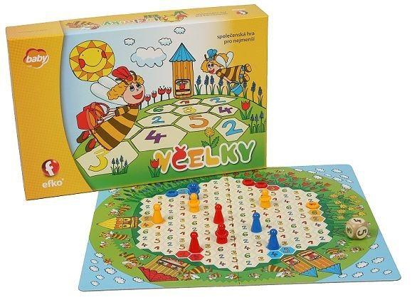 Dětská společenská hra Včelky, EFKO