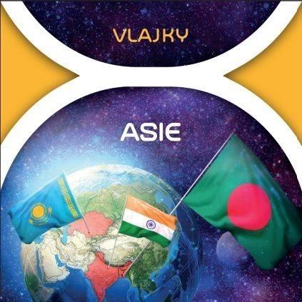 ALBI Vědomostní pexeso - Vlajky Asie