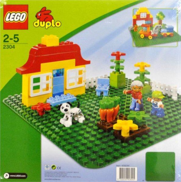 Stavebnice DUPLO® 2304 Velká podložka na stavění