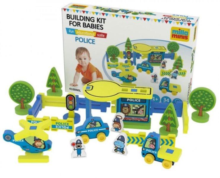 MILLAMINIS policejní stanice
