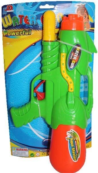 Velká vodní pistole s pumpou