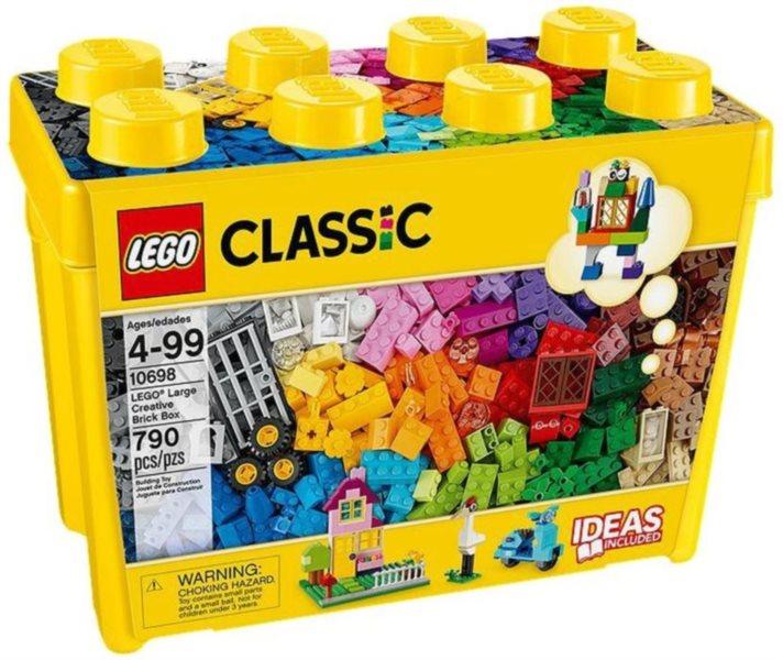 Stavebnice LEGO® Classic 10698 Velký kreativní box