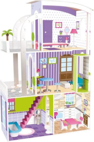 """WOODY, Velký plážový dům """"Provence"""""""