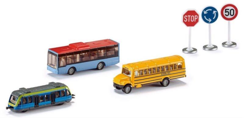 SIKU 6303 Veřejná doprava a dopravní značky