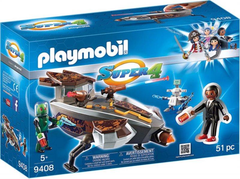 PLAYMOBIL Vesmírná loď Sykroňanů a Gene 9408