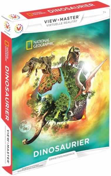 MATTEL View Master Zážitkový balíček: Dinosauři