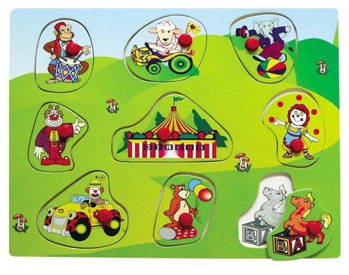 Vkládačka Cirkus