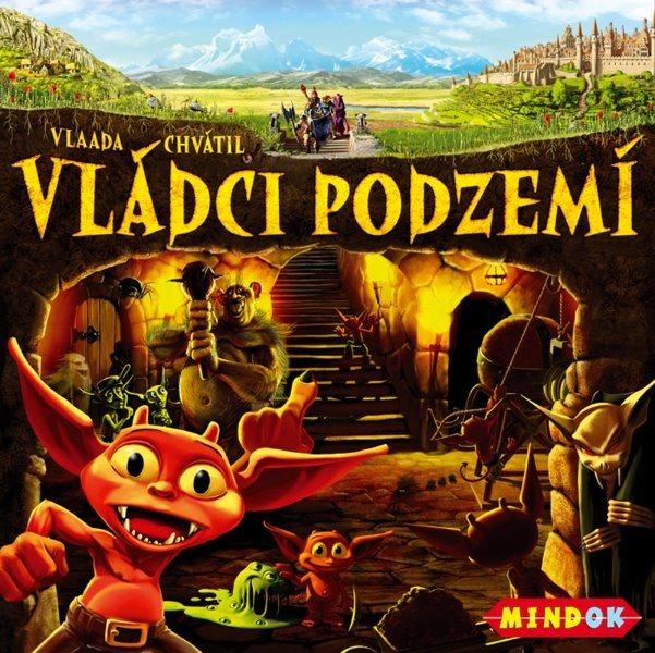 Společenská hra Vládci podzemí, MINDOK