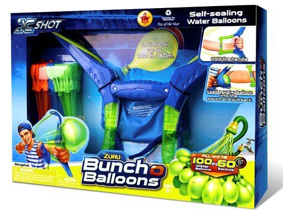 ZURU Vodní balónky s prakem