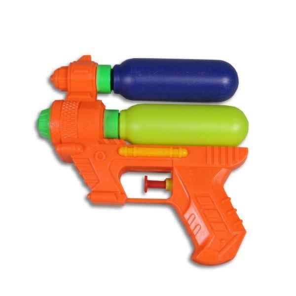 MaDe Vodní pistole se dvěma nádržkami