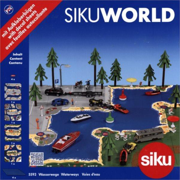 SIKU World Vodní plocha