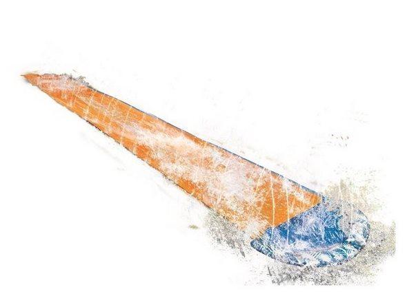 BANZAI Vodní skluzavka
