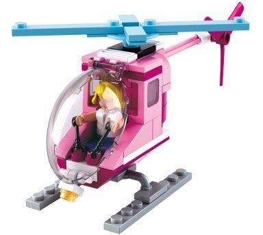 Plážový vrtulník