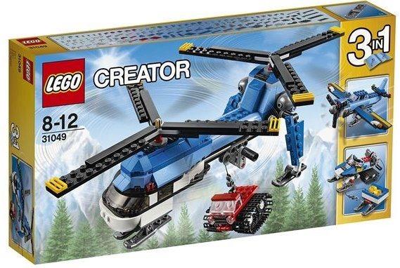 Stavebnice LEGO® Creator 31049 Vrtulník se dvěma vrtulemi