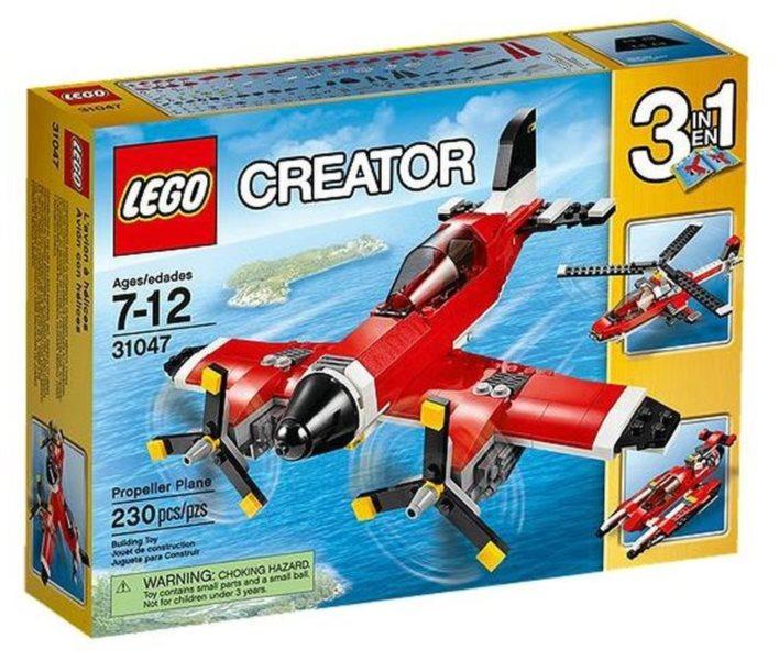 Stavebnice LEGO® Creator 31047 Vrtulové letadlo