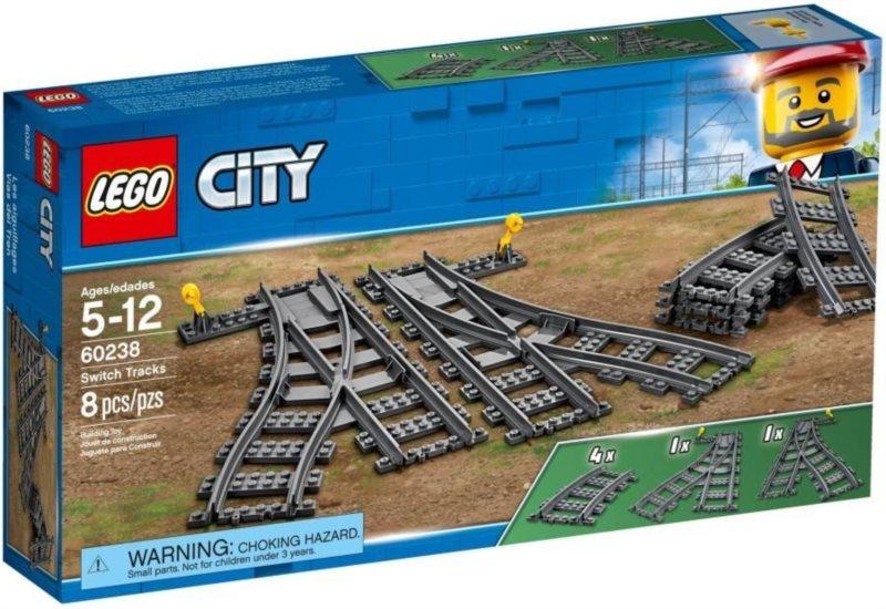 LEGO® Výhybky 60238