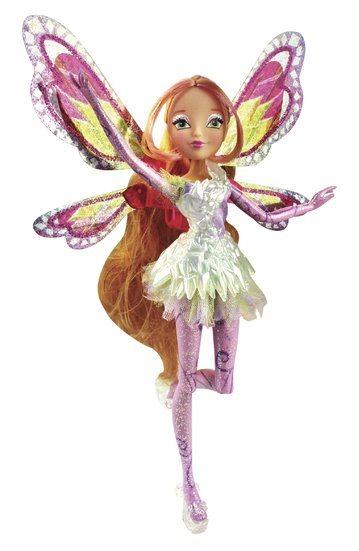 Winx: Tynix Fairy - Flora