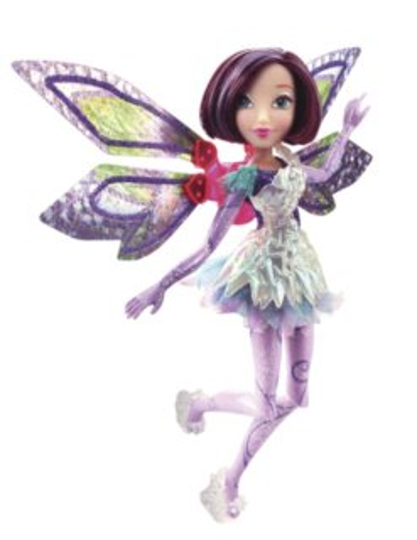 Winx: Tynix Fairy - Tecna