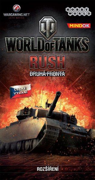 Společenská hra World of Tanks: Druhá fronta (rozšíření), MINDOK