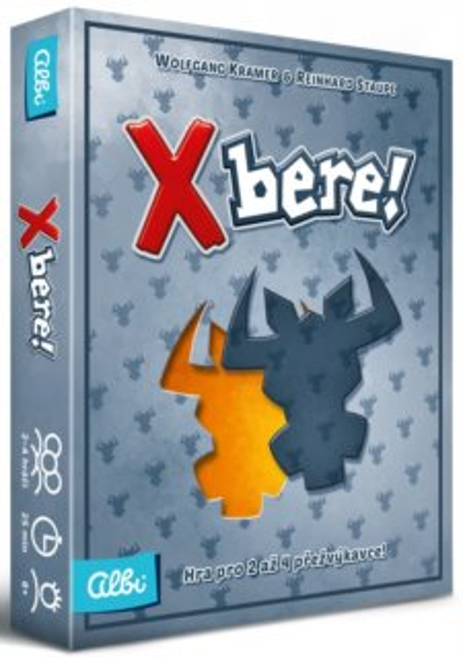ALBI Dětská hra X bere!