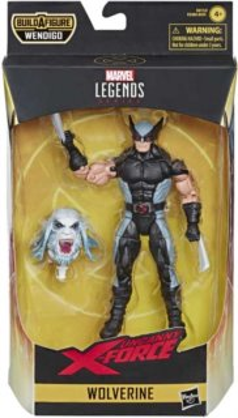 HASBRO X-Force Uncanny: Wolverine 15cm