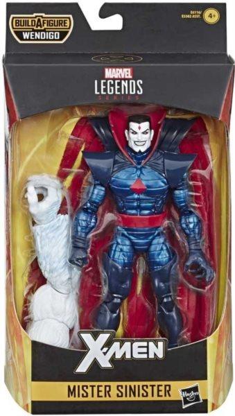 HASBRO X-Men: Mister Sinister 15cm