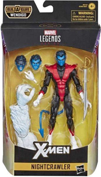 HASBRO X-Men: Nightcrawler 15cm