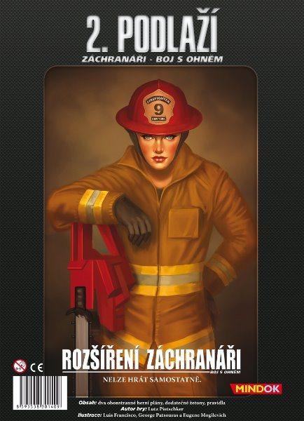 Společenská hra Záchranáři: 2. Podlaží (2. rozšíření), MINDOK