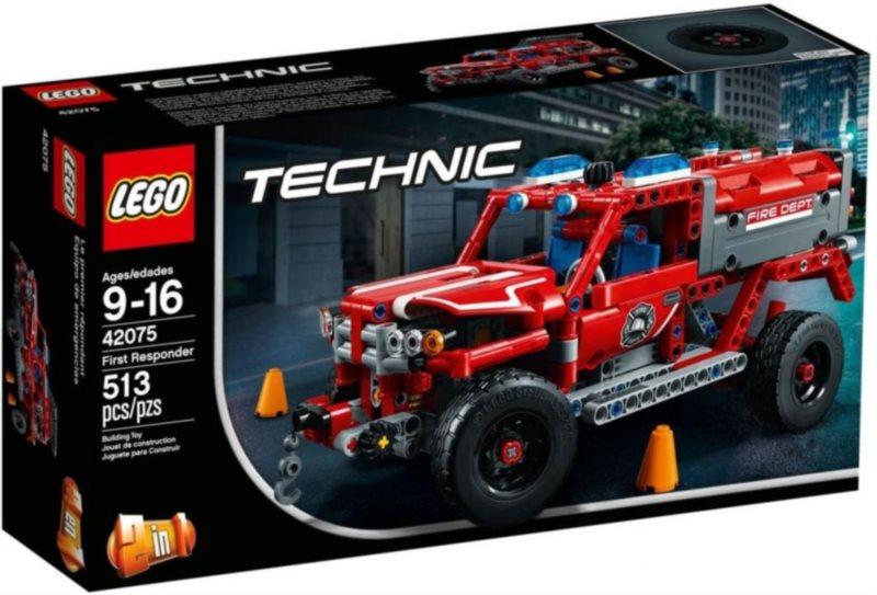LEGO® poškozený obal: Záchranné auto 42075