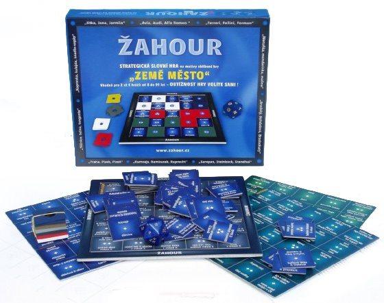 Strategická hra Žahour