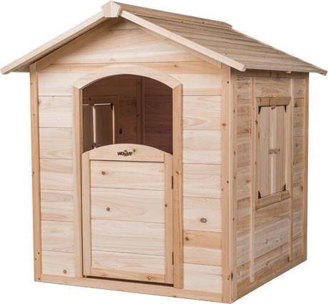 WOODY Dřevěný zahradní domek Stefano