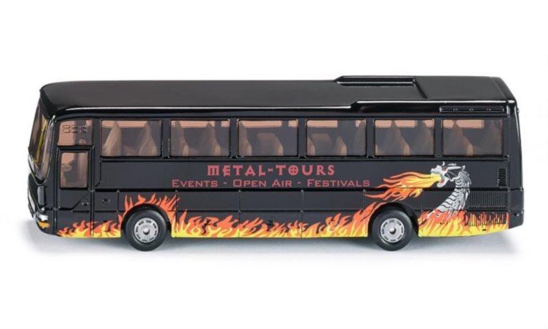 SIKU 1624 Zájezdový autobus MAN (1:87)