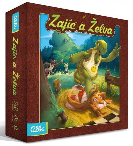 Rodinná hra Zajíc a želva, ALBI