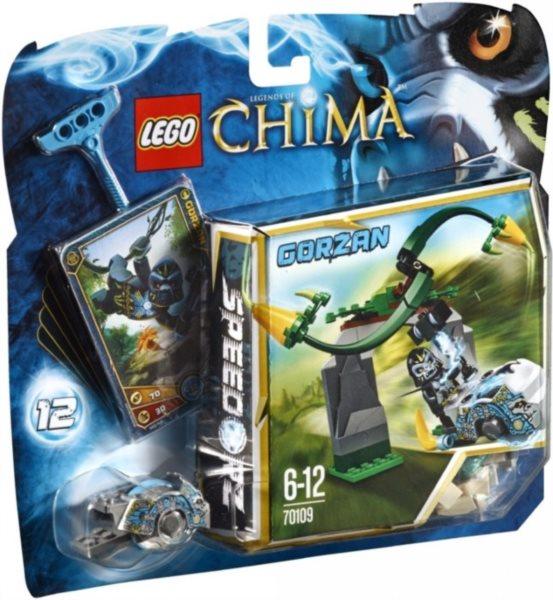 Stavebnice LEGO® Chima 70109 Zákeřné šlahouny