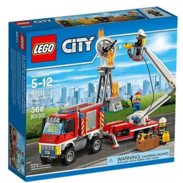 Zásahové hasičské auto 60111