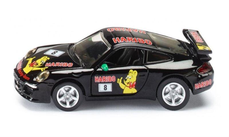 Závodní auto Porsche 911