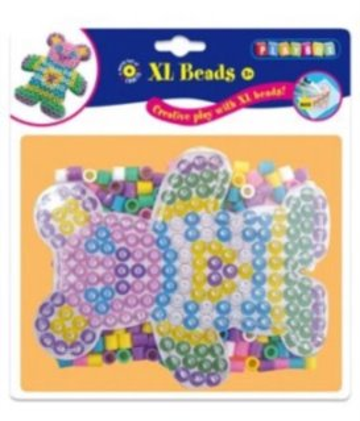 PLAYBOX Zažehlovací korálky XL - Medvídek