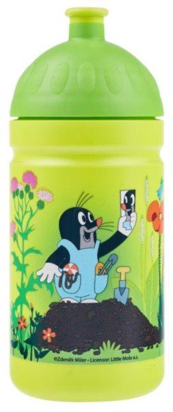 Zdravá lahev® s Krtkem - zelená