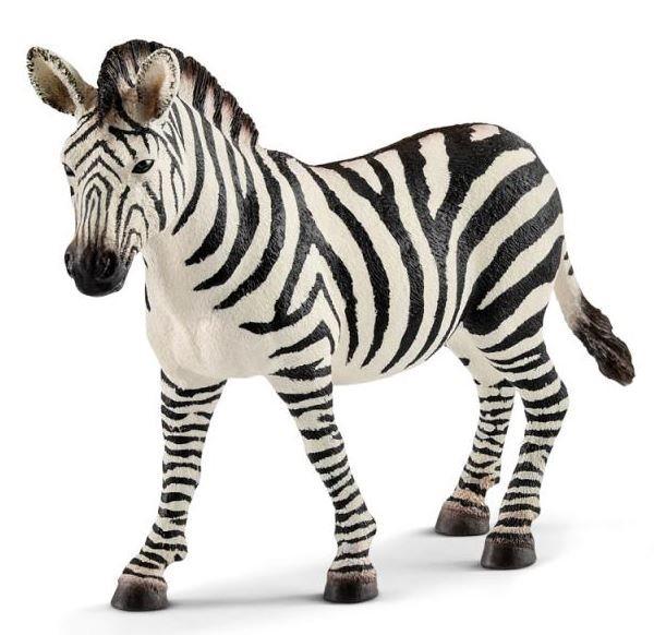 SCHLEICH Zebra - samice