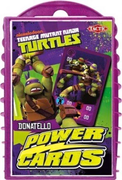 Karetní hra Želvy Ninja: Donatello, ALBI