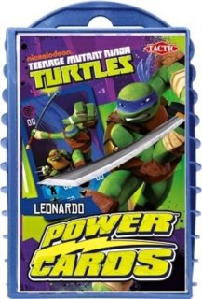 Karetní hra Želvy Ninja: Leonardo, ALBI