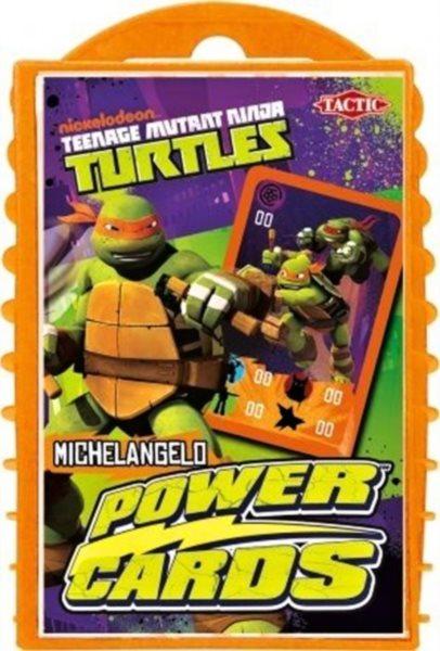 Karetní hra Želvy Ninja: Michelangelo, ALBI